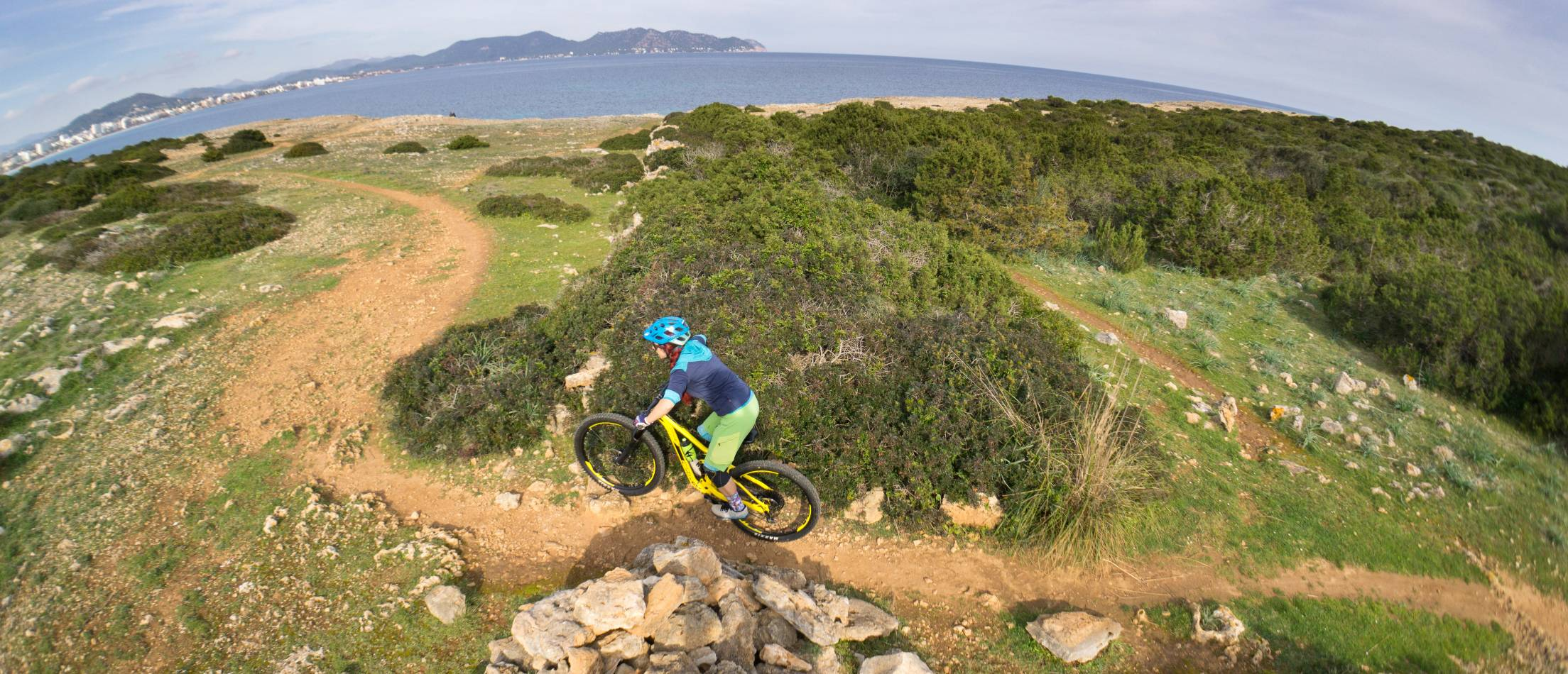 Mountain Bike Winterziel Mallorca