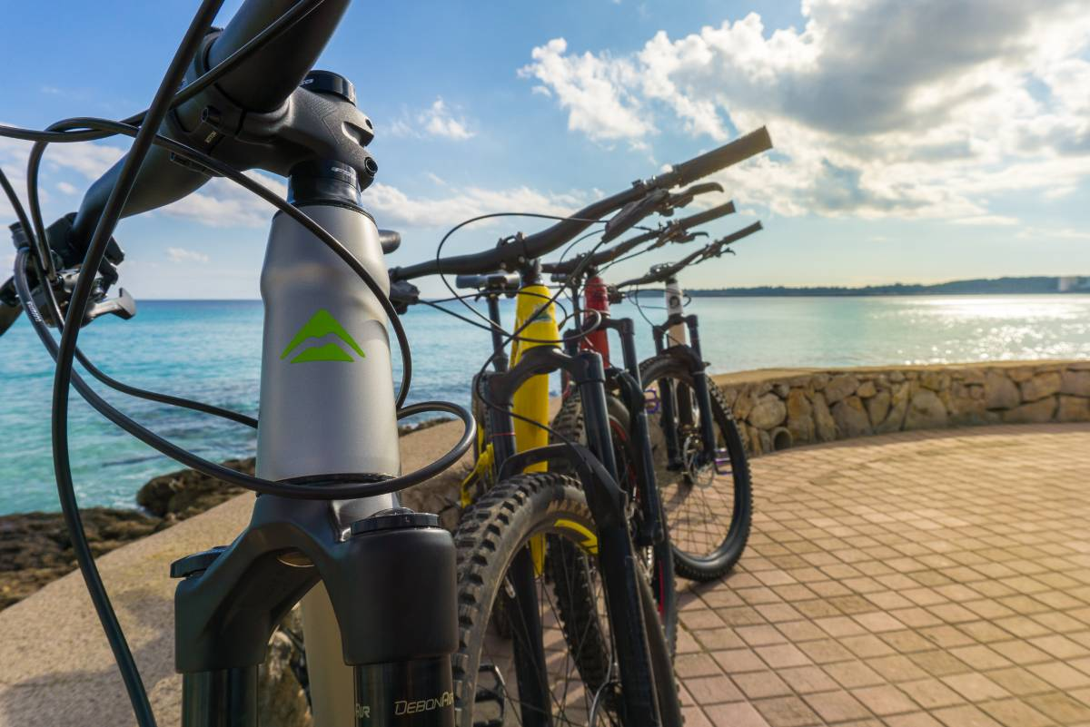 Premium Bike Rental in Majorca
