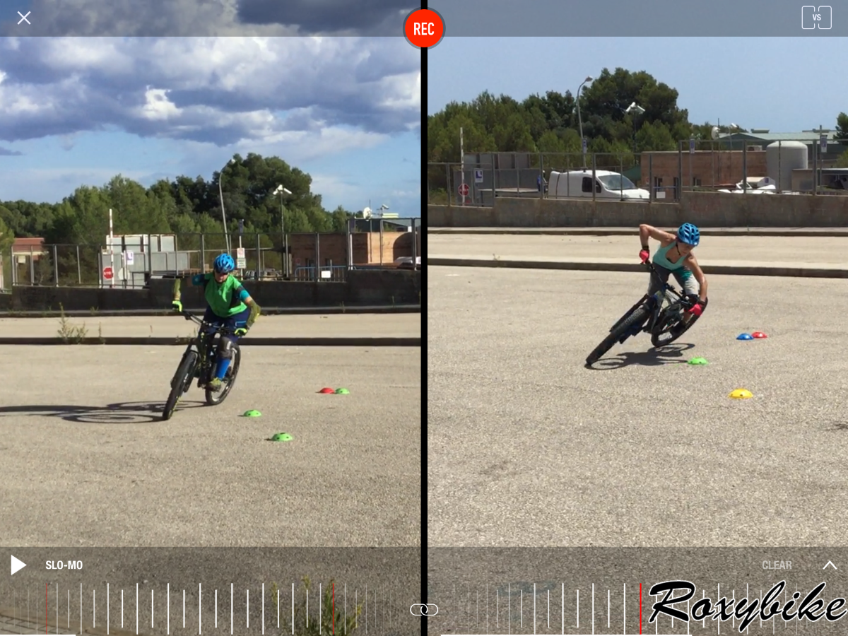 MTB Coaching in Mallorca with video analysis by our certified skills trainers